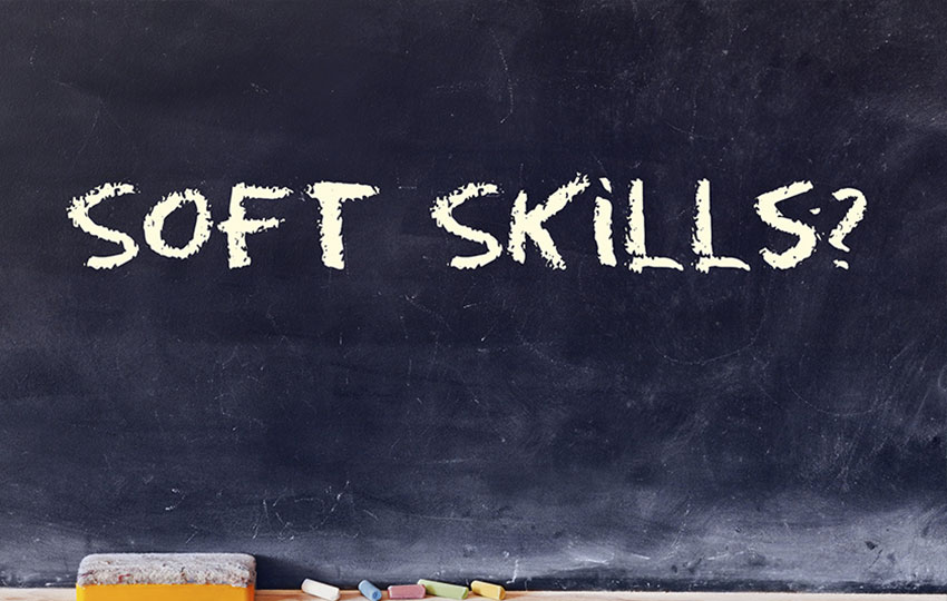Soft skills. The new age workplace.